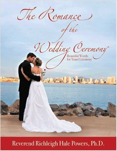 The Romance of the Wedding Ceremony Book
